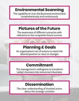 COFIM - Innovation Framework