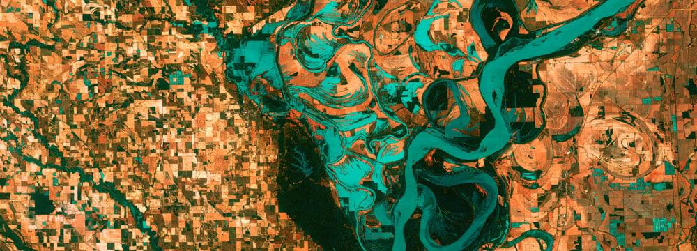 Satellite-Agriculture