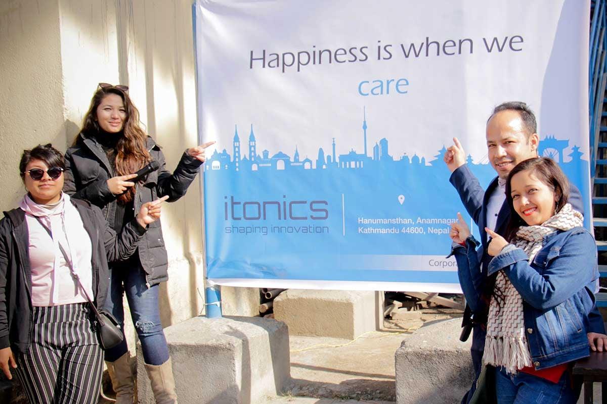 Unser jährliches Charity Event in Kathmandu