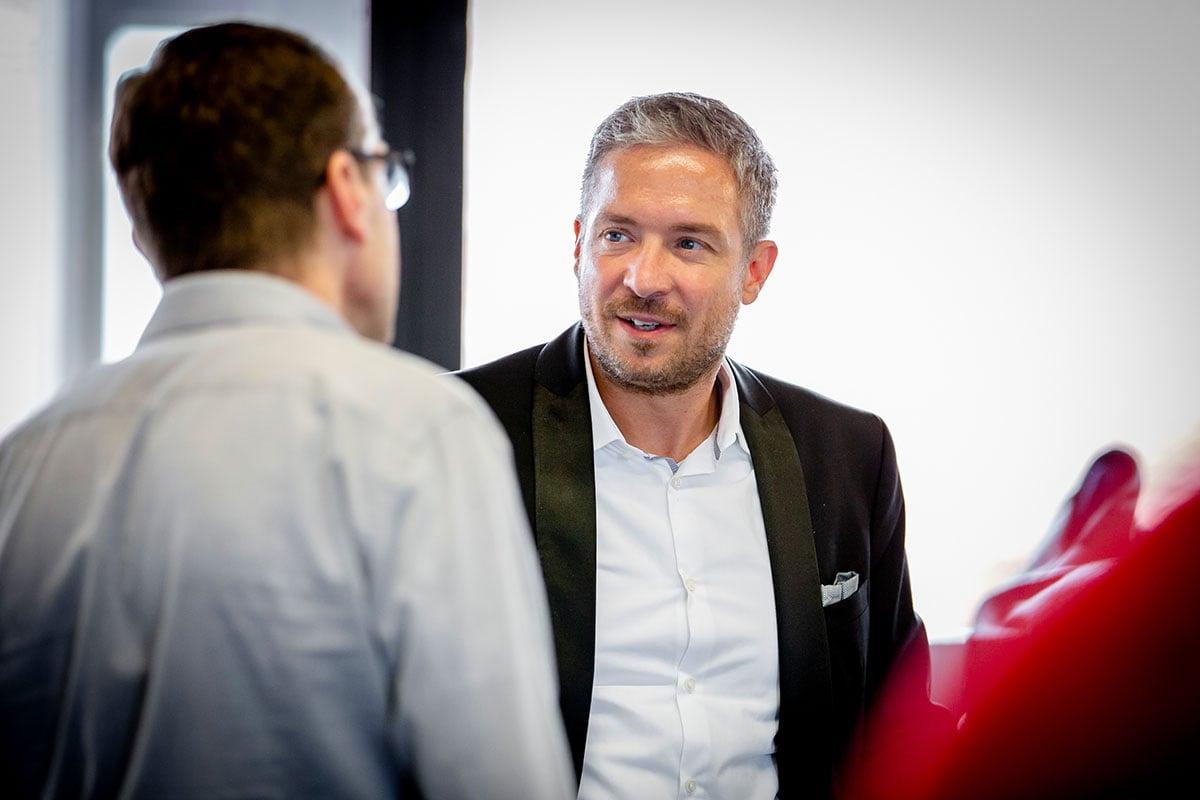 ITONICS CEO & Gründer Mike Durst