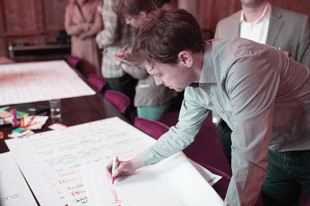 Workshops und Trainings im Innovationsmanagement