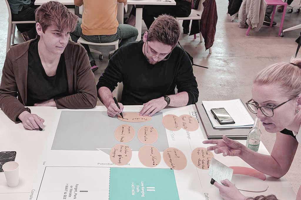 Innovation Workshop mit Experten