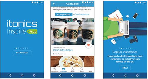 Inspirator App DMK Trendmanagement