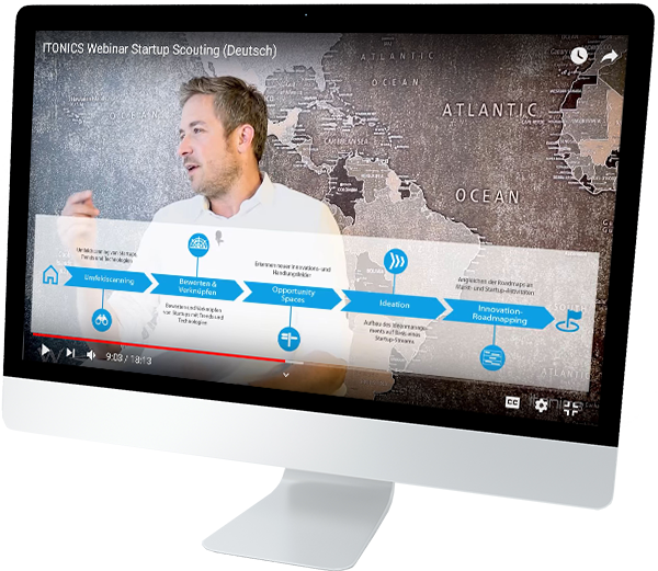 Kostenlose Innovations Webinare